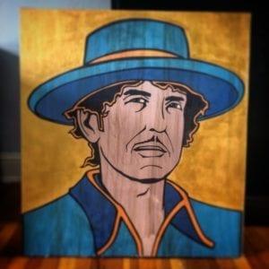 Basement Bar Bob Dylan