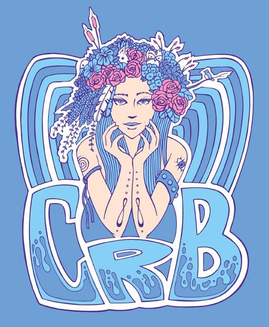 CRB T-Shirt Art