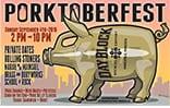 DayBlock Brewery Porktober Poster