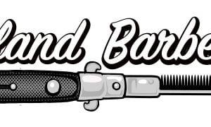 Groveland Barbershop Logo