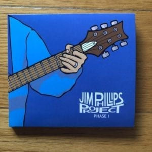 Jim Phillips Project Phase 1