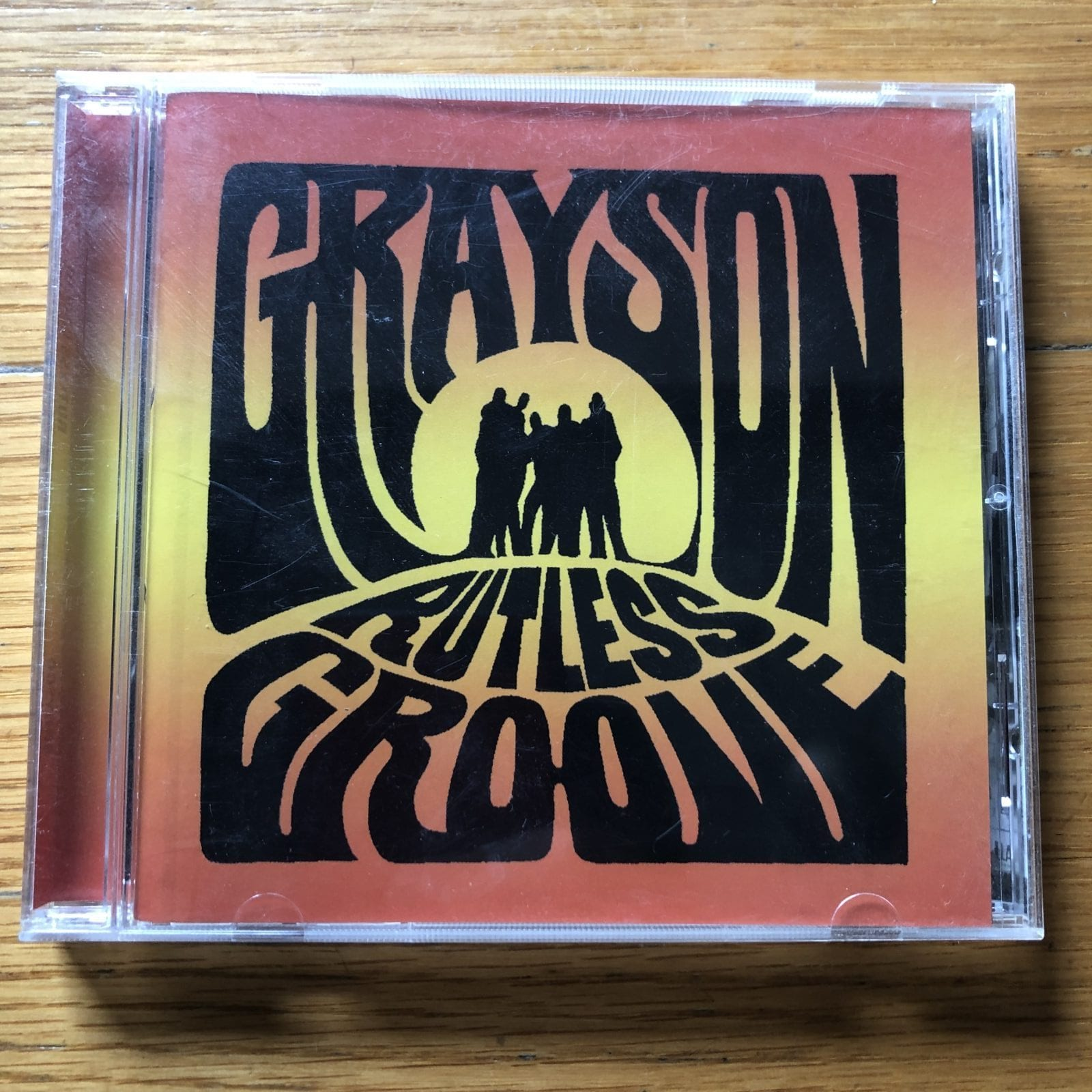 Grayson - Rutless Groove