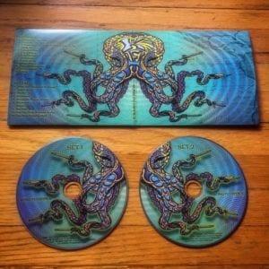 Kung Fu Hippies Album Art