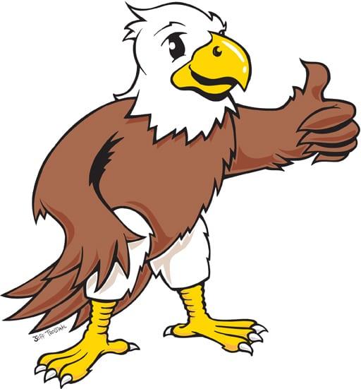 Oak Elementary Mascot Art 2015
