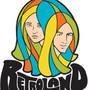 RetroLand Logo 2015
