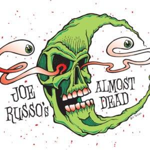 Joe Russo T-short Art 2015