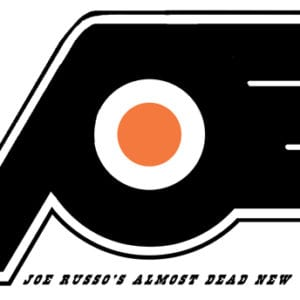 Joe Russo Philly Flyers Logo 2015