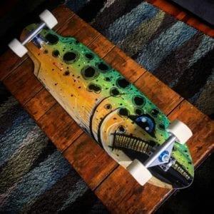 Skateboard Trout