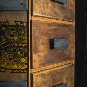 WineBarrel Drawers 2017